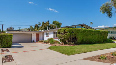 Ventura Single Family Home For Sale: 4369 Varsity Street