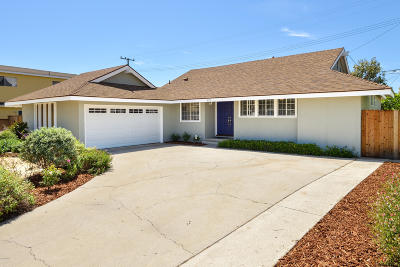Camarillo Single Family Home For Sale: 429 Murray Avenue