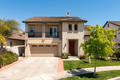 Oxnard Single Family Home For Sale: 710 Marbella Court