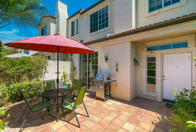 Ventura Condo/Townhouse For Sale: 744 Seneca Street