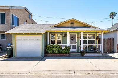 Oxnard Single Family Home For Sale: 136 Van Nuys Avenue