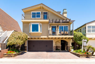 Hollywood Beach - 0302, Harborwalk - 0305, Hollywood Beach Mhp - 30201, Hollywood By The Sea - 0303 Single Family Home For Sale: 3836 Ocean Drive