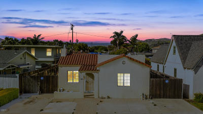 Ventura Single Family Home For Sale: 103 E Vince Street