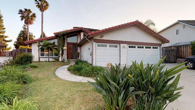 Camarillo Single Family Home For Sale: 1949 Viking Drive