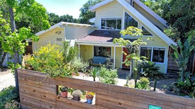 Ojai Single Family Home Active Under Contract: 318 La Luna Avenue