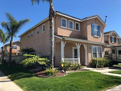 Oxnard Single Family Home Active Under Contract: 1642 Sonata Drive