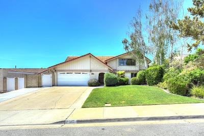 Camarillo Single Family Home For Sale: 2217 Westwood Drive