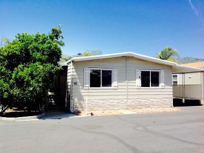 ven Mobile Home For Sale: 9097 Ventura Avenue #40