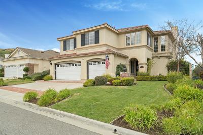 Simi Valley Single Family Home For Sale: 425 Sun Bonnet Street