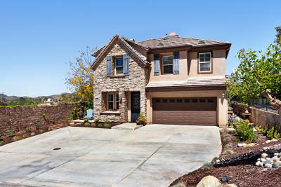 Newbury Park Single Family Home For Sale: 642 Astera Court