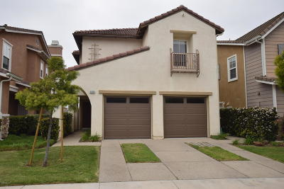 Oxnard Condo/Townhouse Active Under Contract: 405 Dylan Drive