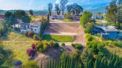 Santa Paula Residential Lots & Land For Sale: 480 Monte Vista Drive