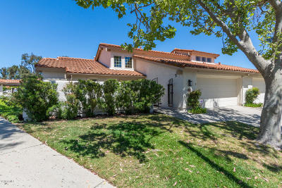 Thousand Oaks Condo/Townhouse For Sale: 607 Westchester Lane