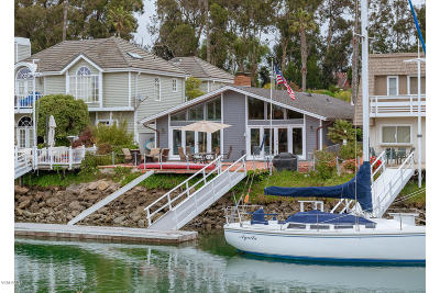 Ventura Single Family Home Active Under Contract: 2943 Seaview Avenue