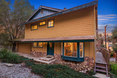 Agoura Hills Single Family Home For Sale: 29043 Lake Drive