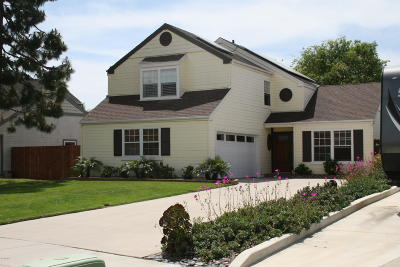 Oxnard Single Family Home Active Under Contract: 1957 El Cajon Circle