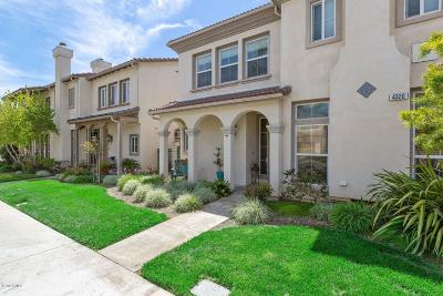 Oxnard Single Family Home For Sale: 4320 Waterside Lane