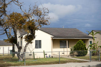 Oxnard Single Family Home Active Under Contract: 1715 S D Street