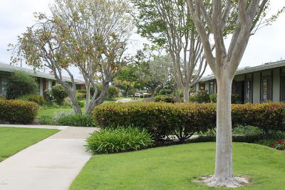 Port Hueneme Condo/Townhouse Active Under Contract: 72 W Garden Green