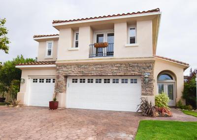 Camarillo Single Family Home Active Under Contract: 4948 Via Fresco