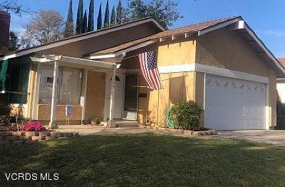 Moorpark Single Family Home Active Under Contract: 13359 Laurelhurst Road