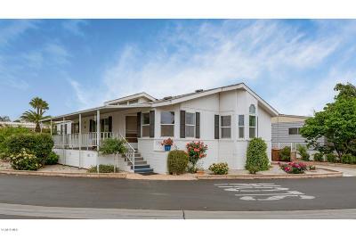Fillmore Mobile Home Active Under Contract: 250 E Telegraph Road #170