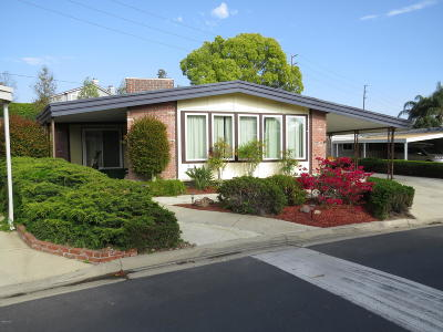 Camarillo Mobile Home For Sale: 35 Tahquitz Drive #234