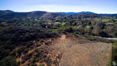 Ventura County Residential Lots & Land For Sale: 1648 Crown Ridge Court