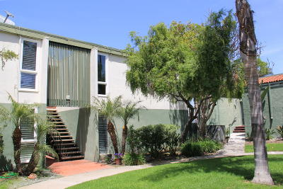 Ventura Condo/Townhouse Active Under Contract: 3700 Dean Drive #1608