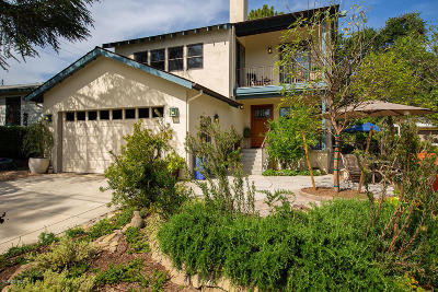 Ojai Single Family Home Active Under Contract: 309 S Signal Street