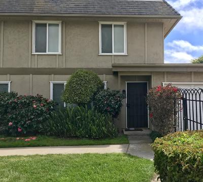 Oxnard Condo/Townhouse For Sale: 1901 Fisher Drive #D