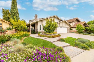 Camarillo Single Family Home For Sale: 1508 Heritage Trail