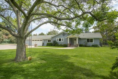 Somis Single Family Home Active Under Contract: 6576 La Cumbre Road