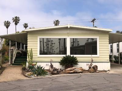 Mobile Home Active Under Contract: 1215 Anchors Way Drive #243