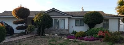 Thousand Oaks Single Family Home Active Under Contract: 1469 Calle Durazno