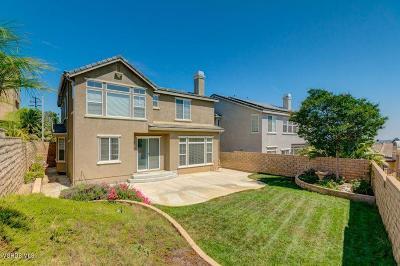 Ventura Single Family Home For Sale: 1923 S Hill Road