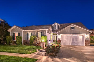 Simi Valley Single Family Home For Sale: 4447 Presidio Drive