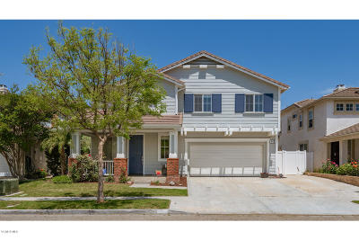 Fillmore Single Family Home Active Under Contract: 749 Union Pacific Street
