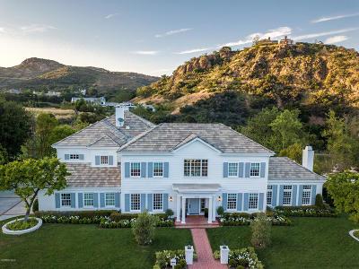 Thousand Oaks Single Family Home For Sale: 2831 Ladbrook Way