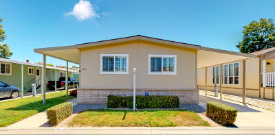 Oxnard Mobile Home For Sale: 2514 Elderberry Drive #59