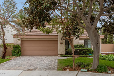 Port Hueneme Single Family Home Active Under Contract: 107 San Nicolas Circle