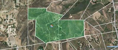 Ventura County Residential Lots & Land For Sale: Coyote Canyon