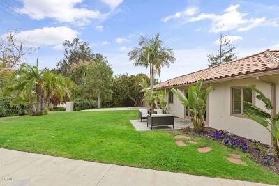 Camarillo Single Family Home Active Under Contract: 102 La Patera Drive