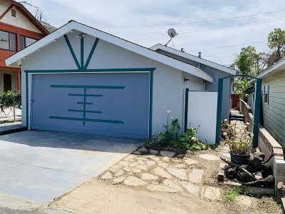 Ventura Single Family Home For Sale: 6816 Santa Barbara Avenue