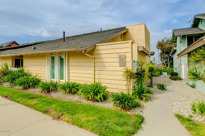 Ventura Condo/Townhouse Active Under Contract: 3009 Harbor Boulevard #C