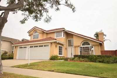 Oxnard Single Family Home For Sale: 1810 Devonshire Drive