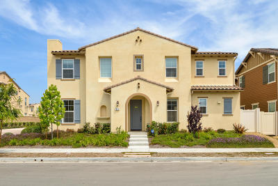 Camarillo Single Family Home Active Under Contract: 223 Stonegate Road