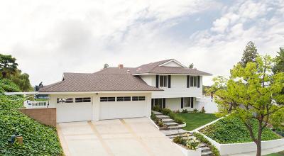 Thousand Oaks Single Family Home For Sale: 1952 Rayshire Street