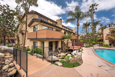 Camarillo Condo/Townhouse Active Under Contract: 1111 Via Montoya
