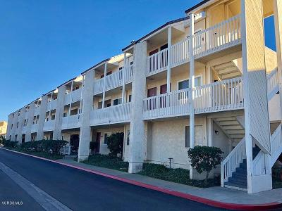 Port Hueneme Condo/Townhouse Active Under Contract: 201 S Ventura Road #7
